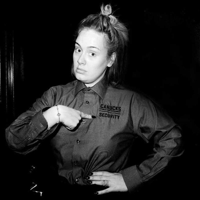 "Instagram: <a href=""https://www.instagram.com/p/BIGtfMhjUag/?taken-by=adele"">@Adele</a>"