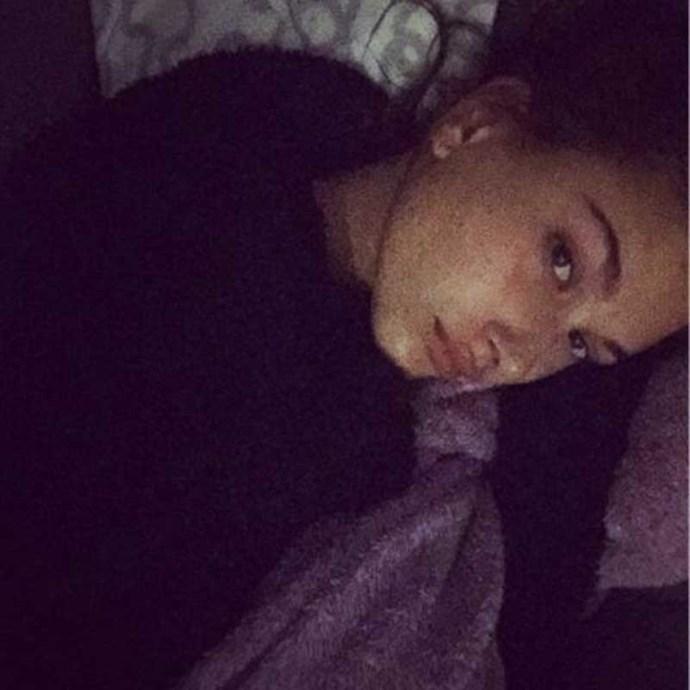 "</p><p>Hailey Baldwin<br><br>Instagram: <a href=""https://www.instagram.com/haileybaldwin/"">@haileybaldwin</a>"