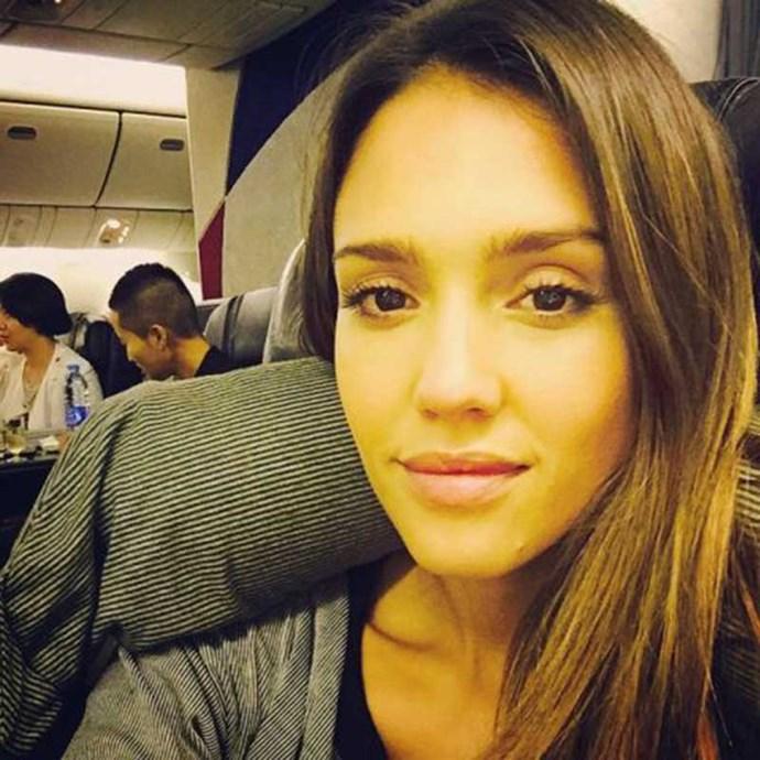 "</p><p>Jessica Alba<br><br>Instagram: <a href=""https://www.instagram.com/jessicaalba/"">@jessicaalba</a>"