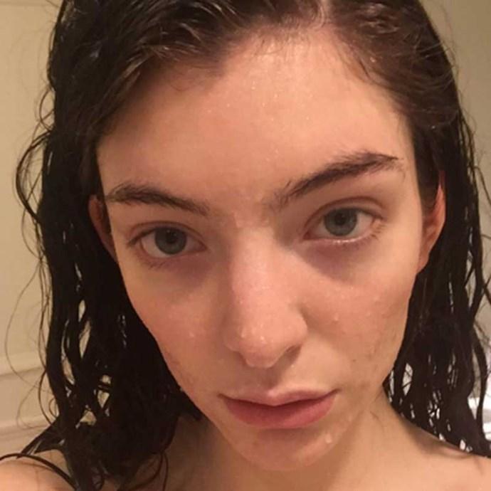 "</p><p>Lorde<br><br>Instagram: <a href=""https://www.instagram.com/lordemusic/"">@lordemusic</a>"