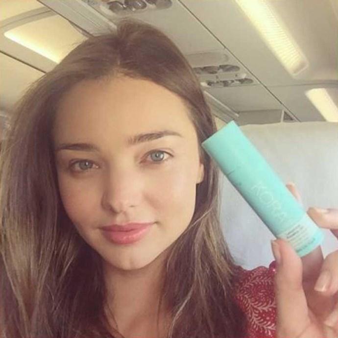 "</p><p>Miranda Kerr<br><br>Instagram: <a href=""https://www.instagram.com/mirandakerr/"">@mirandakerr</a>"