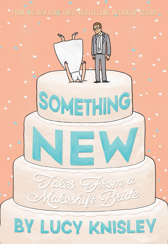 <p><em>Something New: Tales from a Makeshift Bride</em> by Lucy Knisley</p> <p>Lucy Knisley's funny and frank memoir about her DIY wedding is the ideal companion for unexpected dead time. From the on-again-off-again story of her and her husband John's relationship to the frantic pace of the months leading up to the wedding (she builds her own venue, by the way), Knisley battles her own feminist conscience, societal expectations, and time itself to get to the altar. Knisley's humorous illustrations show you exactly how she was feeling right throughout the process.</p>