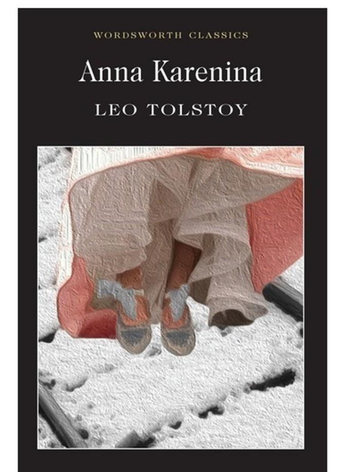 <em>Anna Karenina</em>by Leo Tolstoy
