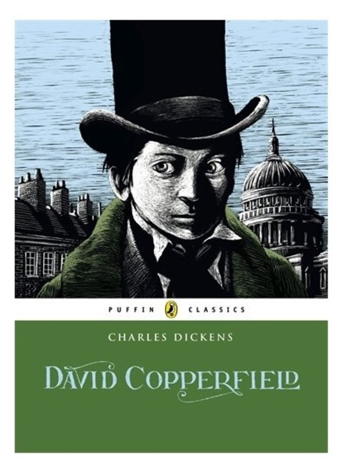 <em>David Copperfield</em> by Charles Dickens