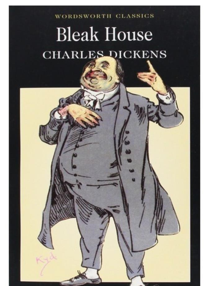 <em>Bleak House</em> by Charles Dickens