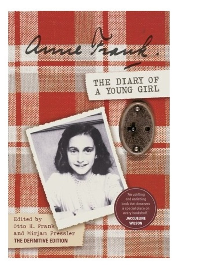 <em>The Diary Of Anne Frank</em> by Anne Frank
