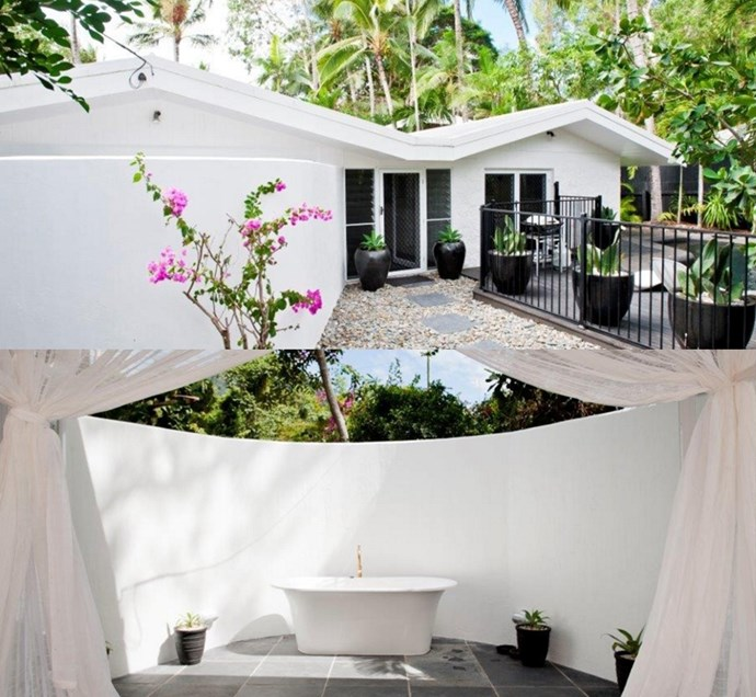 "<P> QLD<p> <p> <a href=""http://contemporaryhotels.com.au/accommodation/tropical-queensland/thirty-one-degrees/"">Thirty-One Degrees, Oak Beach, Port Douglas</a>."
