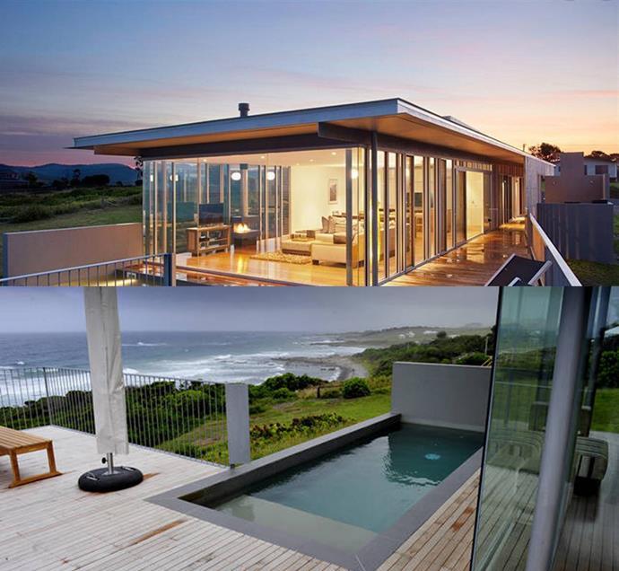 "<P> TAS<P> <P> <a href=""https://www.stayz.com.au/accommodation/tas/east-coast-tasmania/falmouth/81791"">The Ocean Retreat, Tasmania</a>."
