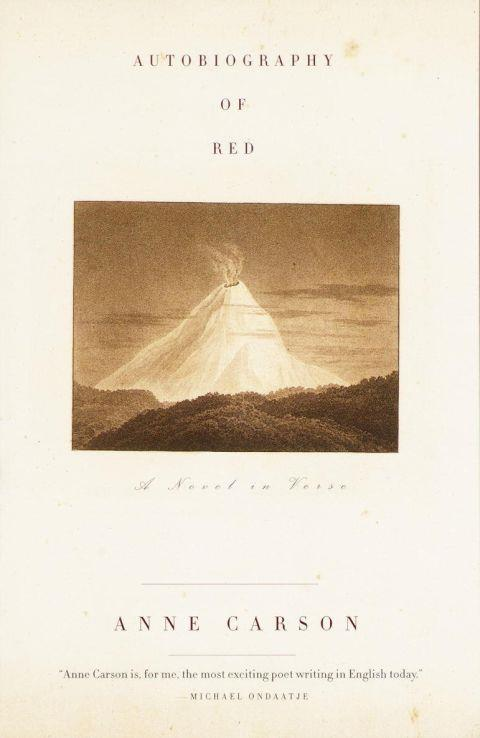 <em>Autobiography of Red</em> is a deeply affecting book-length poem about Geryon, a demon in love with Herakles. It is also hilarious.