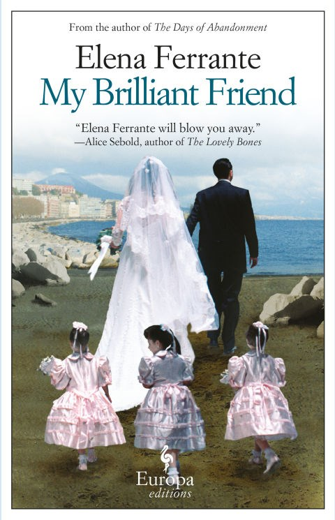 An observation: People don't seem to merely read Elena Ferrante's novels. They devour them in all-night binges, coming to work bleary-eyed and strung out. What's her secret? Is it that propulsive voice? The way she brings up thoughts you'd never dared to name – about friendships, sex, class? To read them is to remember that the best books are a little harrowing. Start with the Neapolitan Novels. They go down like a warm drink of crystal meth.