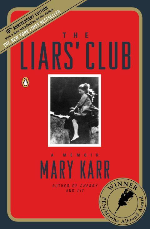 This book was a bestseller for a reason. One of the most brutal, elegant, and yes, funniest memoirs of the late 20th century, Mary Karr's The Liars Club is an important work that is at turns personal and political, the story of a Texas childhood marked by anguish, adventure, and a potent combination of toxic masculinity, alcoholism and thwarted artistic ambitions.