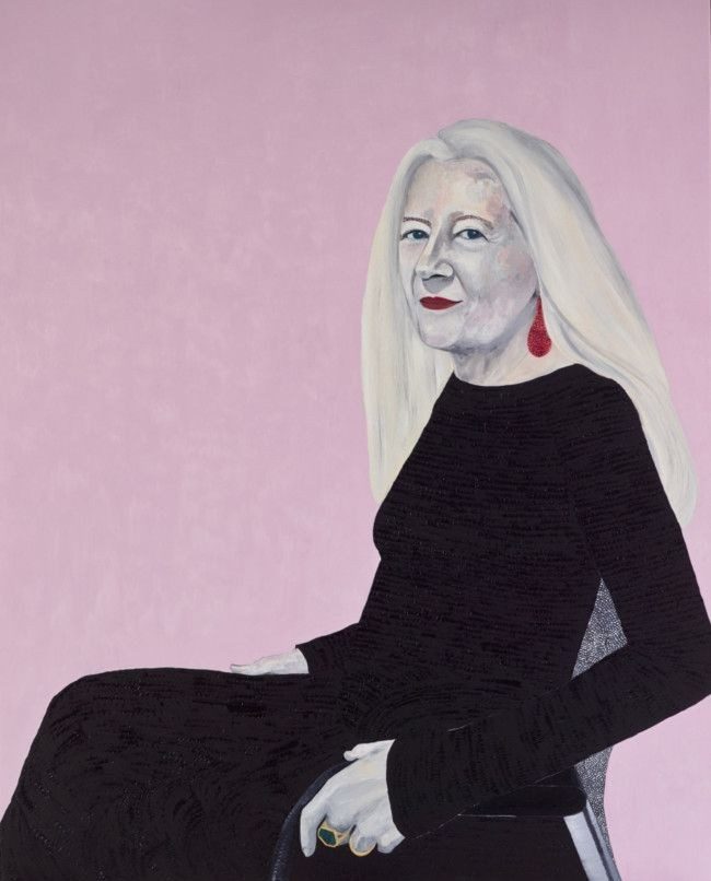 'Roslyn' by Sally Ross; photo courtesy of Mim Sterling/The Art Gallery of NSW