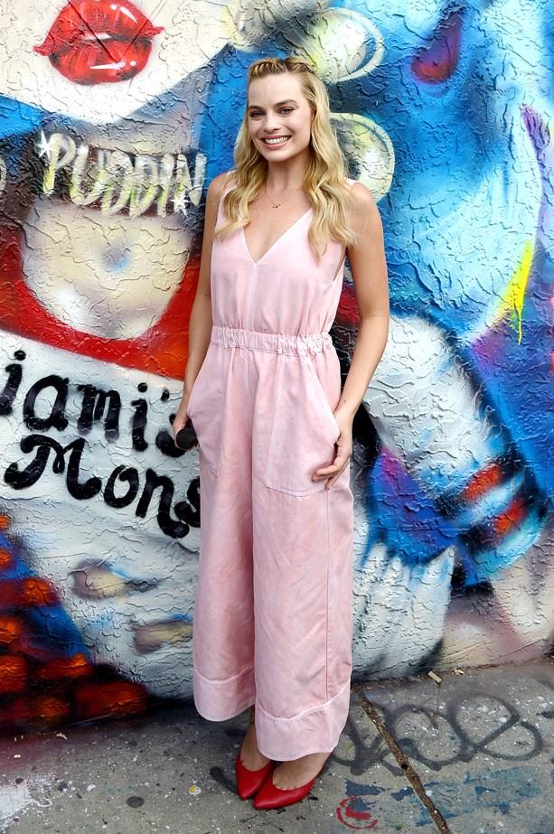 Margot Robbie.