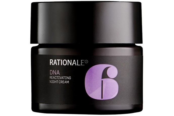 """<p><strong>DNA Reactivating Night Cream, $185, Rationale, rationale.com</strong></p> <p>""""I recently went on holiday and packed only a few skincare essentials including this Vitamin-A rich cream, which kept my skin healthy and glowing despite the frequent change of locale."""" - Janna Johnson O'Toole, Beauty & Fitness Director</p>"""
