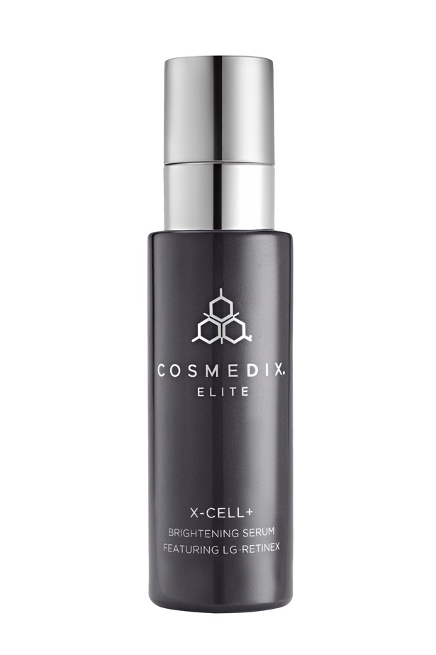 """<p><strong>Elite X-Cell +, $115,CosMedix, 1800 648 851</strong></p> <p>""""As I age, I am always on the search for the latest product to turn back the clock and make my skin look like I'm 25 again. My recent discovery is Cosmedix X-Cell+. It's a brightening serum that smooths texture and assists with exfoliation. I use it at night three times a week and apply a rich moisturiser by day for a dewy, plump complexion."""" -Amanda Spackman, Digital Managing Editor</p>"""