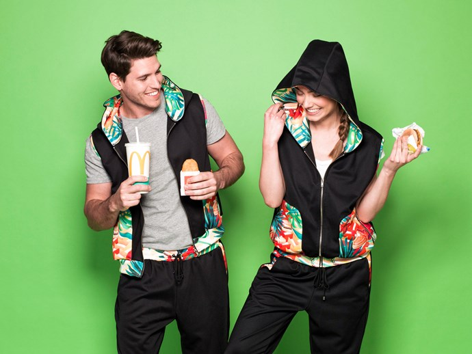 Macca's Legendswear