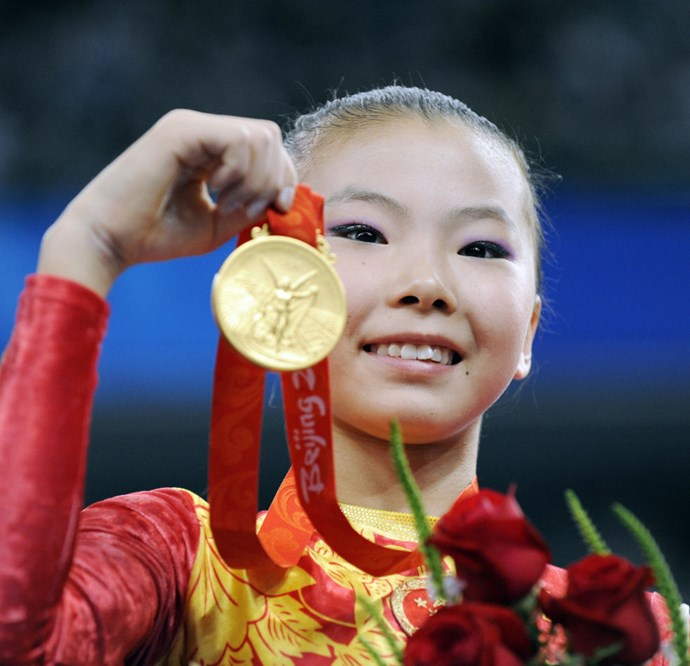 "<P> <strong>2008, BEIJING: THE AGE-OLD DEBATE</strong><p> <p> He Kexin, a Chinese gymnast, won two gold medals during the 2008 Olympics...all the while dealing with speculation that she wasn't allowed to compete. Though her passport stated she was 16 years old at the time of the Olympics, several other registration systems featured a 1994 birthday for her, making her 14 during the Olympics and ineligible. Speaking to reporters after the 2008 Olympic team final, Kexin said, ""My real age is 16. I don't care what other people say,"" and the IOC agreed to leave it at that."
