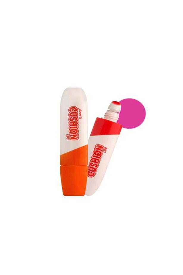 "</p><p><a href=""https://sokoglam.com/collections/lips/products/peripera-peris-cushion-lips"">Peripera's Peri's Cushion Lips</a>, $13"