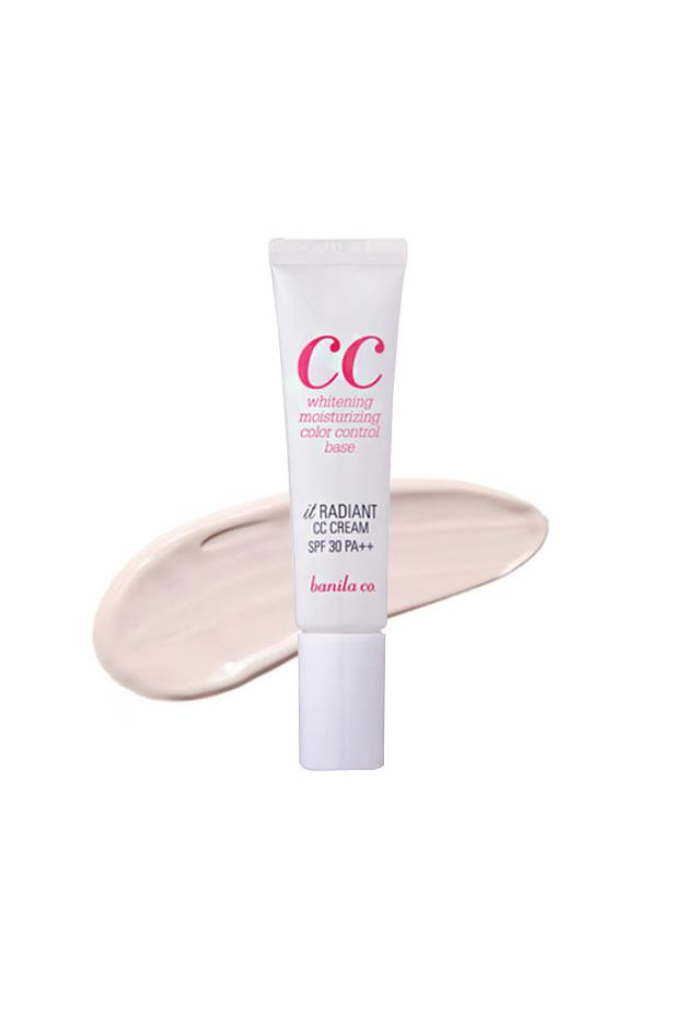 "</p><p><a href=""https://sokoglam.com/collections/banila-co/products/banila-co-it-radiant-cc-cream-spf30-pa"">Banila Co IT Radiant CC Cream SFP30 PA++</a>, $37"