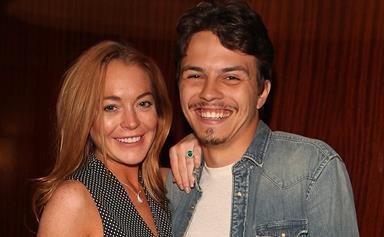 Lindsay Lohan Splits From Her Fiancé