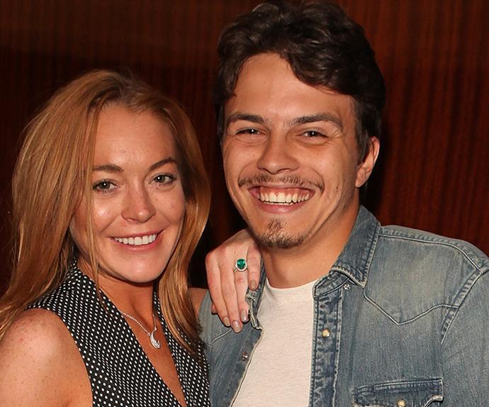 lindsay lohan splits from fiancé