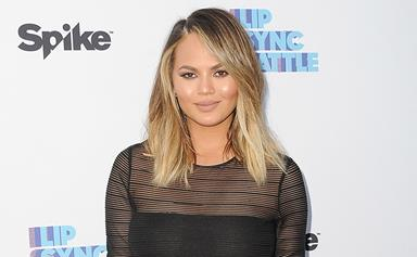 Chrissy Teigen Slams The Miss Teen USA Pageant For Lack Of Diversity