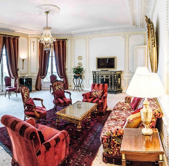 """Image via  <a href=""""http://www.hotel-du-palais.com/"""">Hôtel du Palais</a>."""