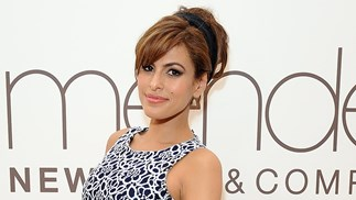 Eva Mendes Launching Clothing Line