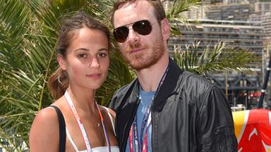 Alicia Vikander Opens Up About Falling In Love With Michael Fassbender
