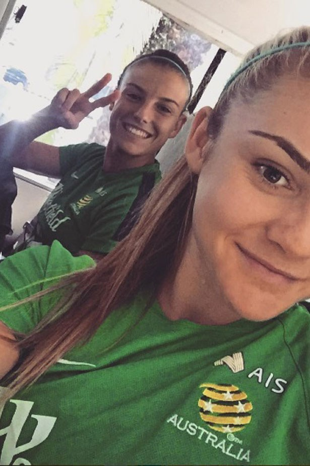 <p><strong>Ellie Carpenter - soccer</strong></p> <p>@elliecarpenterr</p> <p>She's officially the youngest athlete on the Australian Olympic team and Ellie's Insta feed shows just how dedicated she is. Definitely worth a follow for fun behind the scenes pics with her teammates.</p>