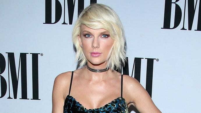 Taylor Swift at 2016 BMI Pop Awards