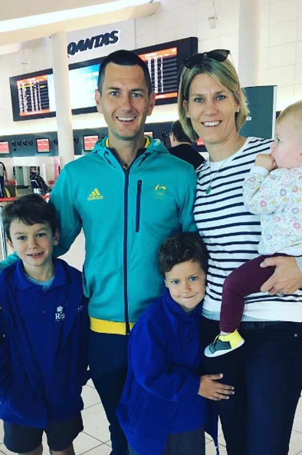 <p><strong>Jamie Dwyer – field hockey</strong></p> <p>@jamiedwyer01</p> <p>Five-time world hockey player of the year Jamie Dwyer ensures his followers don't miss a minute of his journey to Rio. Along with his intensive training, Jamie also posts envy-inducing travel pics and plenty of fun moments with his wife and children.</p>