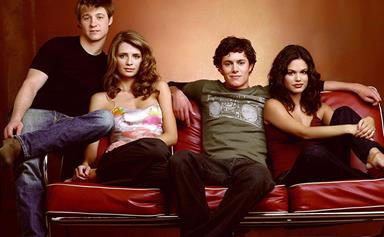 The O.C. Stars: Then And Now