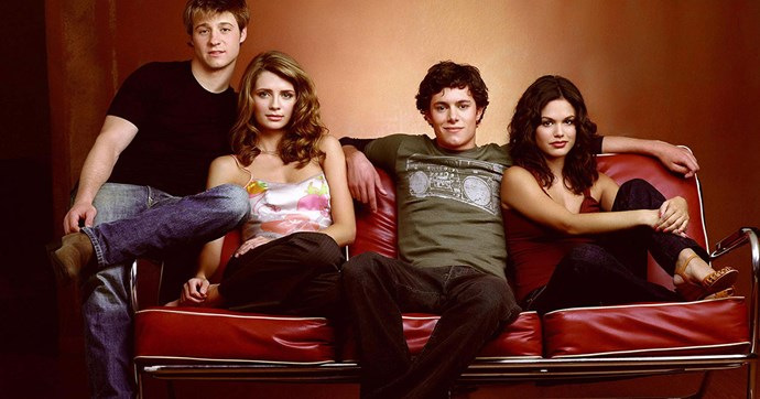 the oc stars then and now
