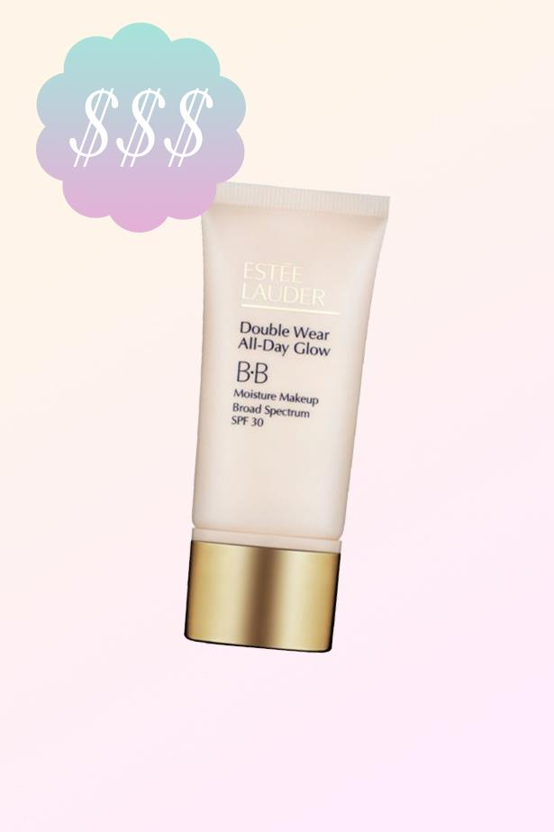 "Double Wear All Day Glow BB Moisture Makeup, $50, <a href=""https://www.esteelauder.com.au/product/12367/29663/Product-Catalog/Skincare/By-Category/BB-Creme/Double-WearAll-Day-Glow-BB/Moisture-Makeup-SPF-30"">Estée Lauder</a>."