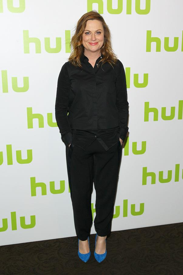 """""""When the demon starts to slither my way and say bad shit about me I turn around and say, 'Hey. Cool it. Amy is my friend. Don't talk about her like that.' Sticking up for ourselves in the same way we would one of our friends is a hard but satisfying thing to do. Sometimes it works.""""—Amy Poehler"""