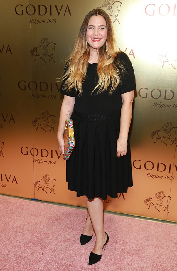 """""""I am who I am and I just don't have a bikini body. I don't even have a one-piece body anymore! But I am loving the long rash guard, board-shorts look.""""—<a href=""""http://site.people.com/style/drew-barrymore-i-am-who-i-am-and-i-just-dont-have-a-bikini-body/"""" target=""""_blank"""">Drew Barrymore</a>"""