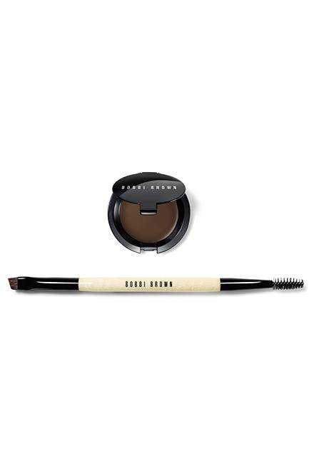 "Long-Wear Brow Gel, $45, <a href=""https://www.bobbibrown.com.au/product/2327/40835/Makeup/Eyes/Brows/Long-Wear-Brow-Gel/SS16"" target=""_blank"">Bobbi Brown</a>."
