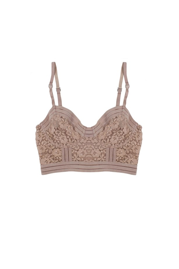 "Bra, $51.47,  <a href=""https://lonelylabel.com/products/agnes-longline-bra-taupe?taxon_id=40"">Lonely Lingerie</a>."
