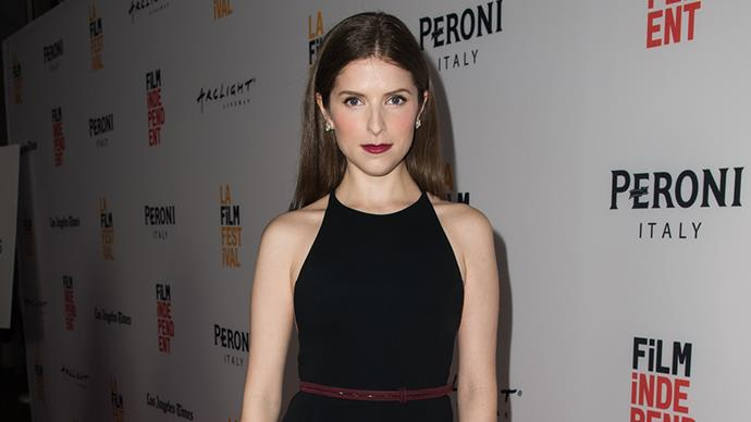 Anna Kendrick at Screening of The Hollars