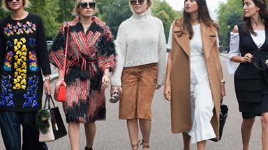 Easy Winter Outfits The ELLE Team Always Call On