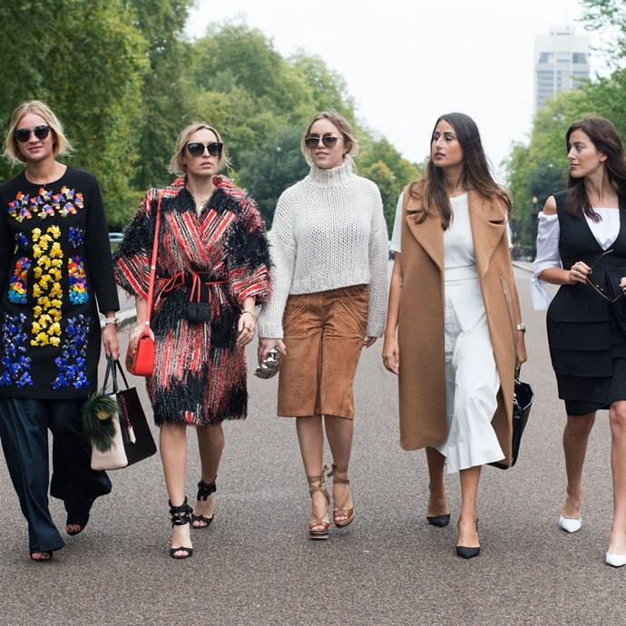 street style fashion week bloggers