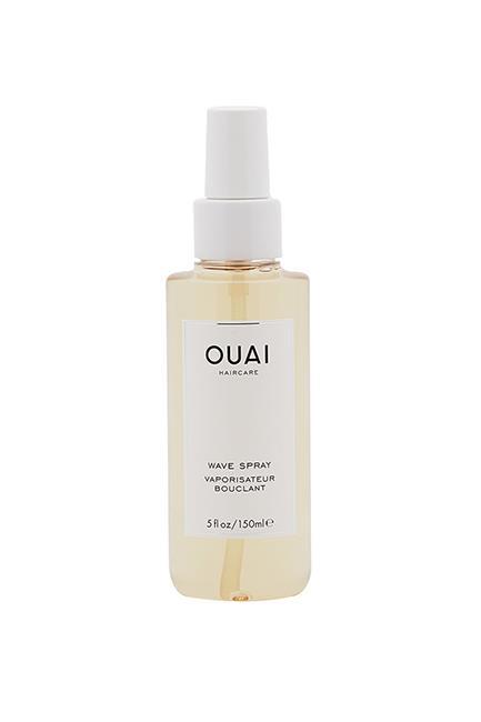 """Wave Spray, $40, <a href=""""http://www.sephora.com.au/products/ouai-wave-spray-150ml"""">Ouai at sephora.com.au</a>."""