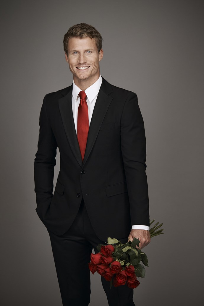 Richie Strahan on The Bachelor Australia 2016