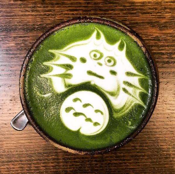 <p><b>What:</b> Matcha latte <p><b>Where:</b> Kahii in Sydney <p><b>Details:</b> This Japanese café in the Sydney CBD offers plenty of matcha-inspired goods on the menu. If you order a matcha latte, you could be lucky and find a cute anime character looking back at you from your cup.