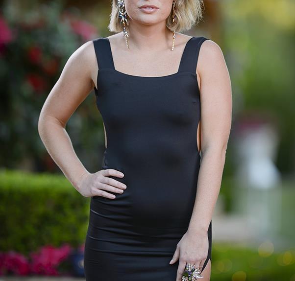 Keira Maguire on The Bachelor Australia 2016