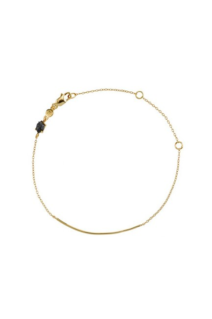 "Harvest Moon Bracelet, $104, <a href=""http://www.samanthawills.com/harvest-moon-bracelet-925ec4.html"" target=""_blank"">Samantha Wills</a>."
