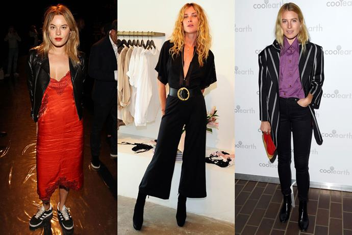 <strong>Los Angeles</strong><br> Style icons: Camille Rowe, Erin Wasson, Dree Hemingway<br> MVP label: Vintage<br> Last thing you bought: A guitar<br>