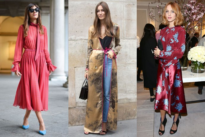 <strong>Milan</strong><br> Style icons: Patricia Manfield, Giorgia Tordini, Candela Novembre<br> MVP label: Marni<br> Last thing you bought: Shares in silk<br>