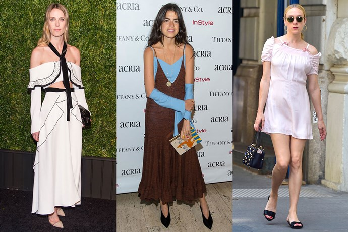 <strong>New York</strong><br> Style icons: Anyone from Vanessa Traina to Leandra Medine to Chloë Sevigny<br> MVP label: Proenza<br> Last thing you bought: A going out dress (to wear to the supermarket)<br>